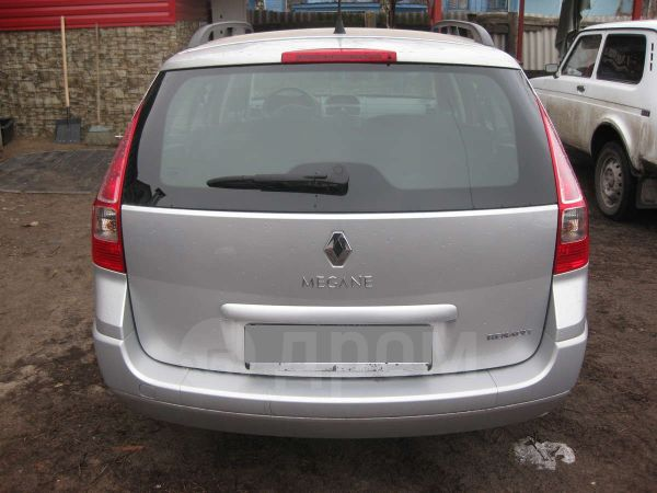 Renault Megane, 2009 год, 400 000 руб.