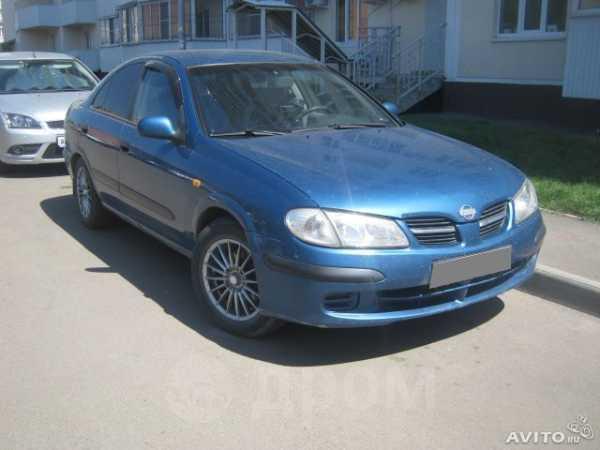 Nissan Almera, 2001 год, 230 000 руб.