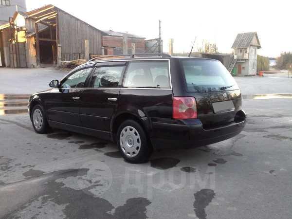 Volkswagen Passat, 2005 год, 435 000 руб.