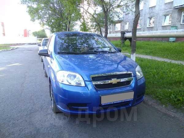 Chevrolet Aveo, 2009 год, 360 000 руб.