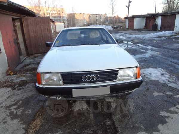 Audi 100, 1985 год, 55 000 руб.