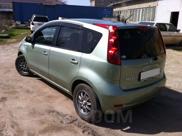 Nissan Note, 2005 год, 295 000 руб.