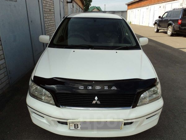 Mitsubishi Lancer Cedia, 2002 год, 220 000 руб.