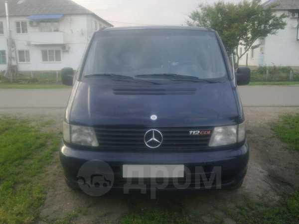 Mercedes-Benz Vito, 2003 год, 500 000 руб.