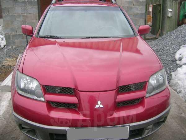 Mitsubishi Outlander, 2002 год, 430 000 руб.