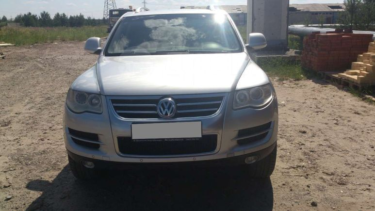 Volkswagen Touareg, 2008 год, 1 000 250 руб.