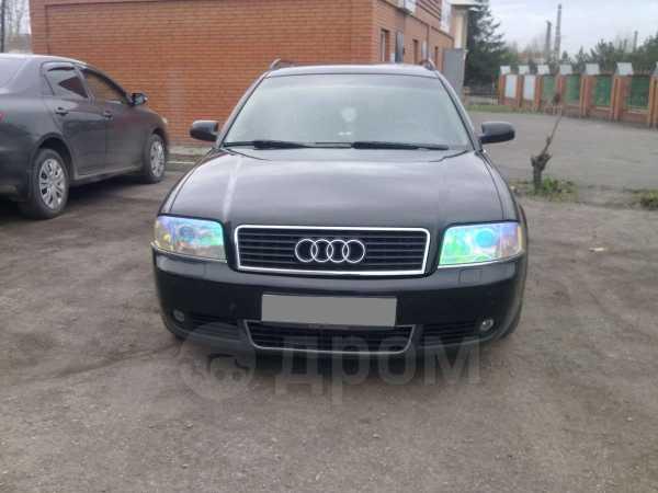 Audi A6, 2002 год, 390 000 руб.