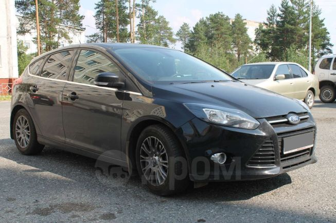 Ford Focus, 2013 год, 740 000 руб.
