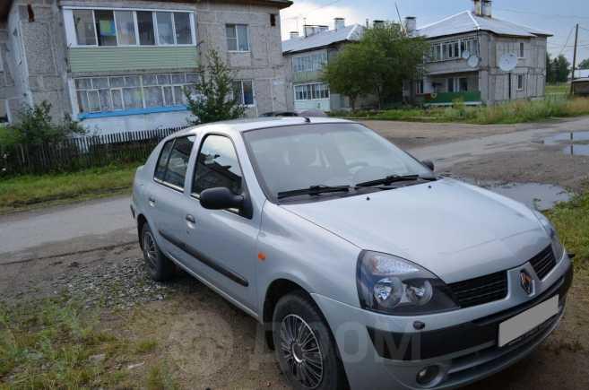 Renault Symbol, 2003 год, 240 000 руб.