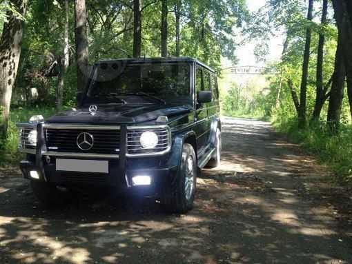 Mercedes-Benz G-Class, 1999 год, 925 000 руб.