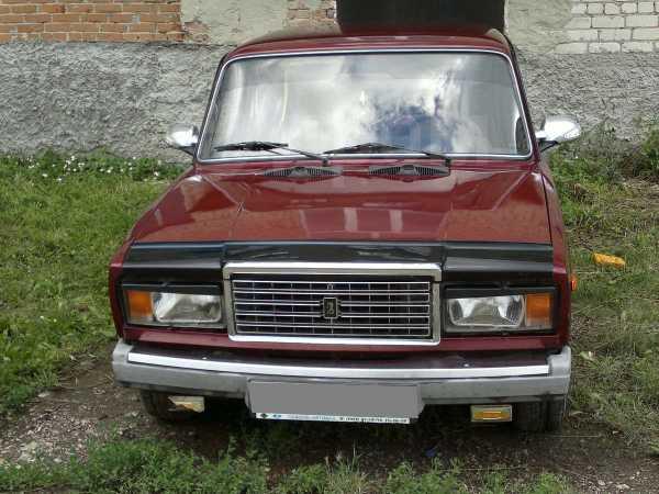 Лада 2107, 2006 год, 85 000 руб.