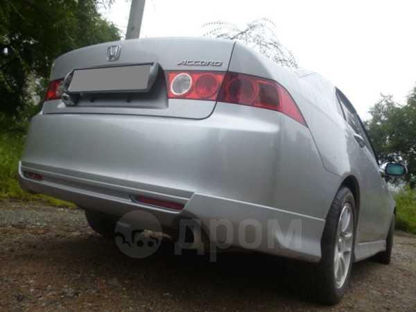 Honda Accord, 2003 год, 538 000 руб.