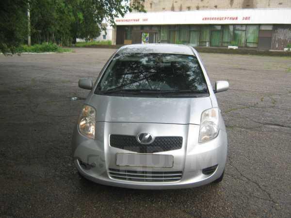 Toyota Vitz, 2007 год, 259 000 руб.
