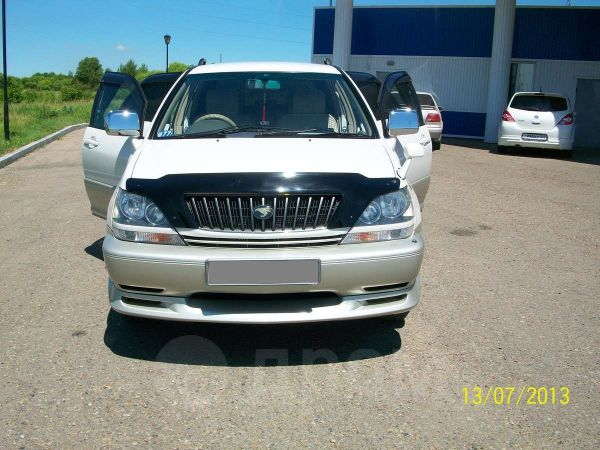 Toyota Harrier, 2000 год, 560 000 руб.