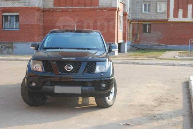 Nissan Navara, 2008 год, 850 000 руб.