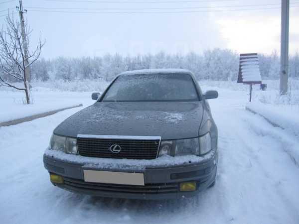 Lexus LS400, 1993 год, 239 999 руб.