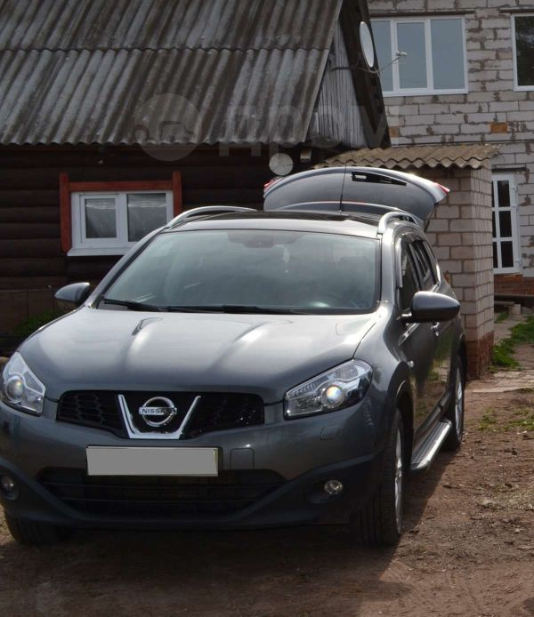 Nissan Qashqai+2, 2011 год, 950 000 руб.