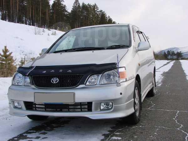 Toyota Gaia, 2001 год, 400 000 руб.