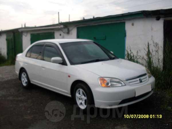 Honda Civic Ferio, 2000 год, 240 000 руб.