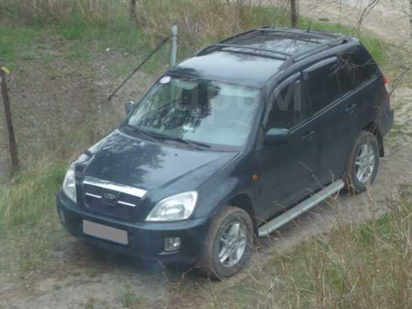 Chery Tiggo T11, 2005 год, 290 000 руб.