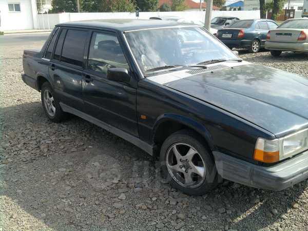 Volvo 740, 1991 год, 55 000 руб.