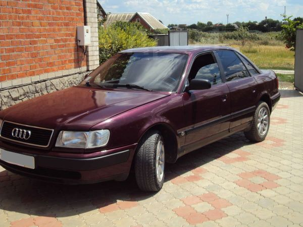Audi 100, 1993 год, 185 000 руб.
