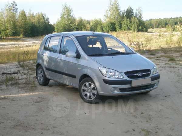 Hyundai Getz, 2010 год, 385 000 руб.