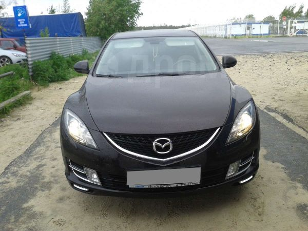 Mazda Mazda6, 2008 год, 605 000 руб.