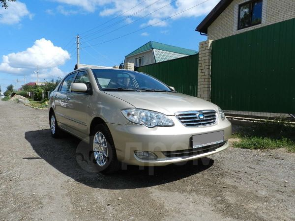 BYD F3, 2007 год, 255 000 руб.