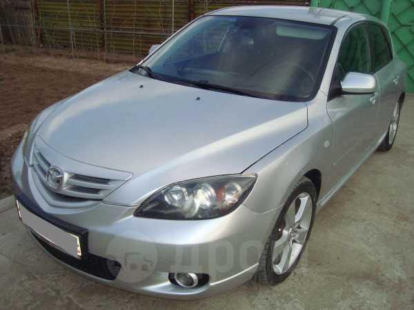 Mazda Mazda3, 2005 год, 363 000 руб.