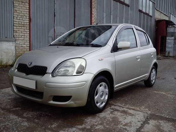 Toyota Vitz, 2002 год, 170 000 руб.