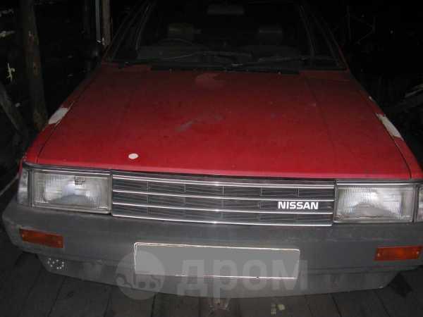 Nissan Sunny, 1984 год, 9 000 руб.