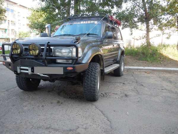 Toyota Land Cruiser, 1994 год, 920 000 руб.