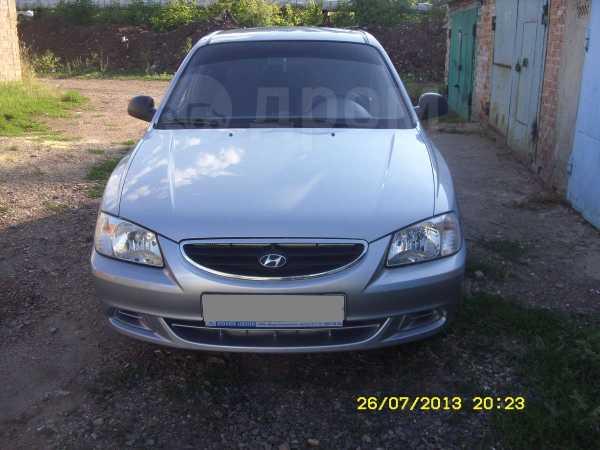 Hyundai Accent, 2008 год, 289 000 руб.
