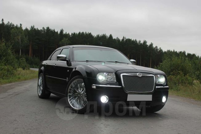 Chrysler 300C, 2007 год, 950 000 руб.