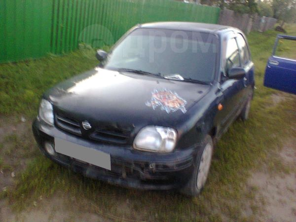 Nissan March, 1999 год, 170 000 руб.
