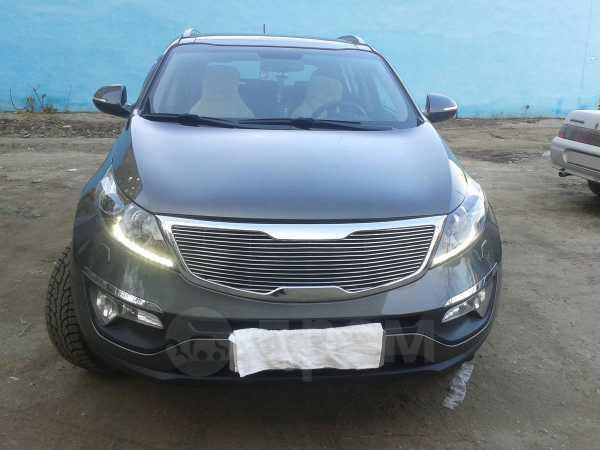 Kia Sportage, 2011 год, 980 000 руб.