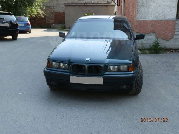 BMW 3-Series, 1996 год, 230 000 руб.
