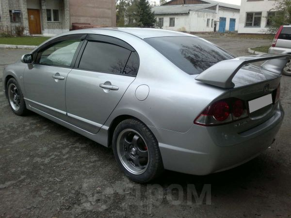 Honda Civic, 2006 год, 430 000 руб.