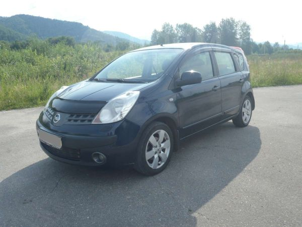 Nissan Note, 2007 год, 448 000 руб.