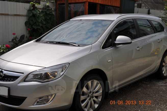 Opel Astra, 2011 год, 680 000 руб.