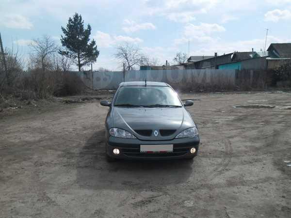 Renault Megane, 2002 год, 175 000 руб.