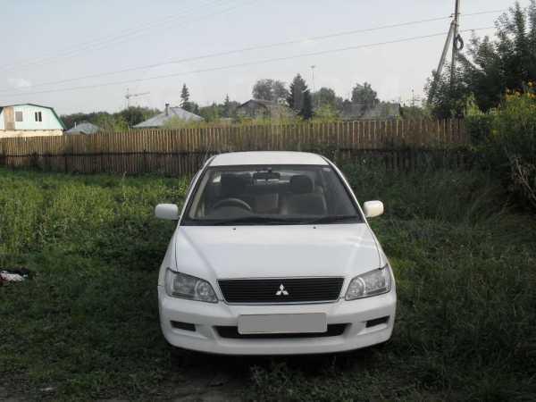 Mitsubishi Lancer Cedia, 2001 год, 155 000 руб.