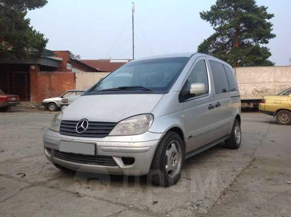 Mercedes-Benz Vaneo, 2004 год, 520 000 руб.