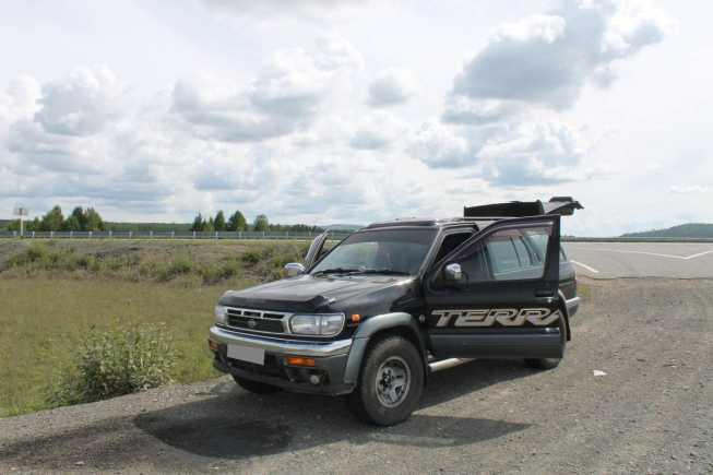 Nissan Terrano, 1996 год, 460 000 руб.