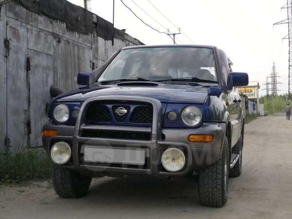Nissan Mistral, 1997 год, 350 000 руб.