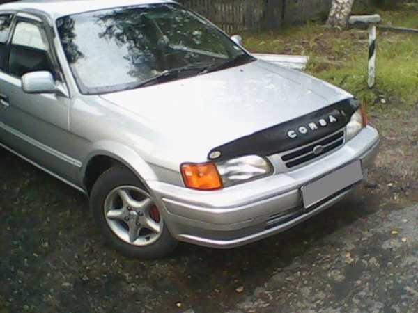 Toyota Corsa, 1997 год, 179 000 руб.