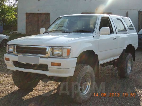 Toyota Hilux Pick Up, 1992 год, 400 000 руб.
