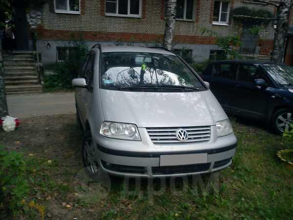 Volkswagen Sharan, 2001 год, 330 000 руб.