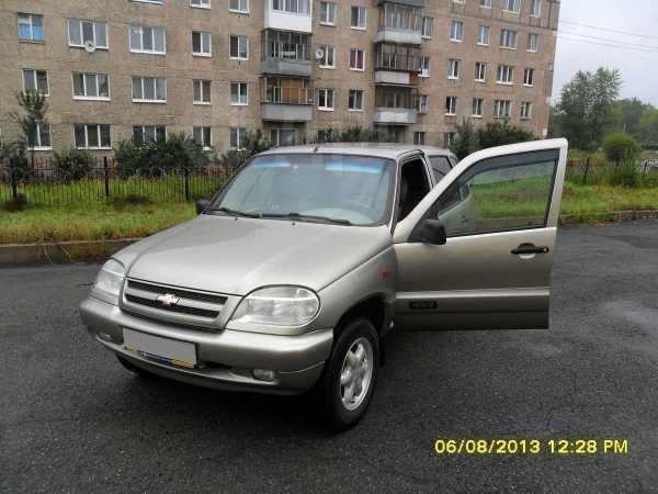 Chevrolet Niva, 2006 год, 295 000 руб.